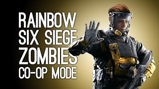 Rainbow 6 Siege Zombies Gameplay - Let