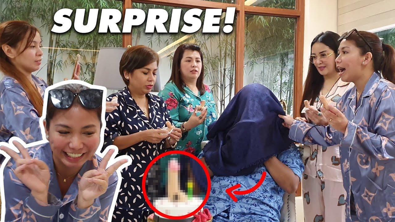 Ang Mahiwagang Birthday Cake ni P! ( RATED SPG )