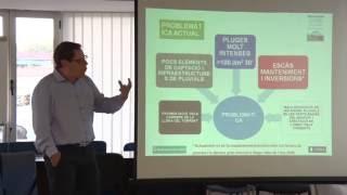 Sessió participació Pla de xoc de pluvials a Segur