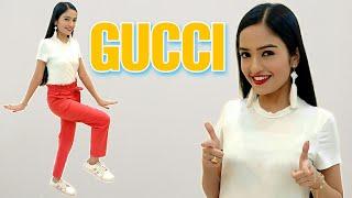 GUCCI - Aroob Khan ft. Riyaz Aly | Kaptaan | MixSingh | Anshul Garg | Easy Dance | Aakanksha Gaikwad