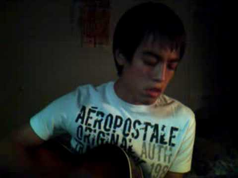 Confidence(For You I Will) by Teddy Geiger (cover)