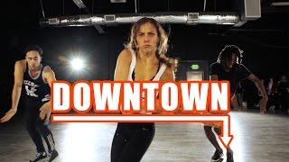 @MACKLEMORE & @RYANLEWIS - Downtown | Kyle Hanagami Choreography