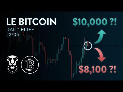 BITCOIN LE DUMP POST HALVING DIRECTION $7,000 POUR JUIN ?! - Analyse Crypto Bitcoin FR Altcoin 15