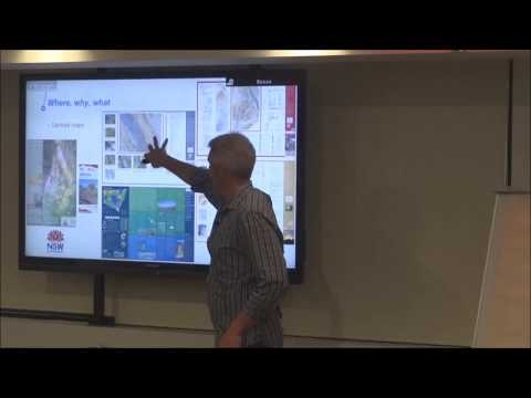 Regional mapping with the Geological Survey of NSW - projects and directions