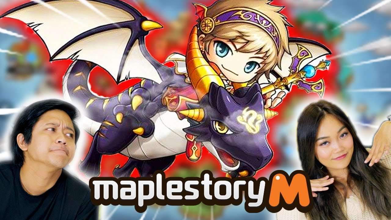 Dragon Riding on MapleStory M?