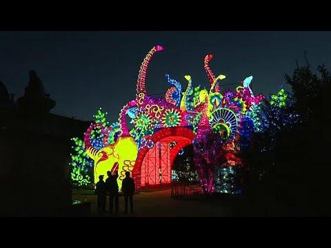 شاهد: فوانيس عملاقة في باريس تروي قصص التنوع البيولوجي  - نشر قبل 50 دقيقة