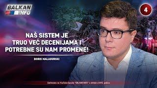 INTERVJU: Boris Malagurski - Sistem je truo već decenijama i potrebne su nam promene! (29.10.2019)