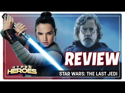 Star Wars: The Last Jedi Takes Chances (Non-Spoiler Review)
