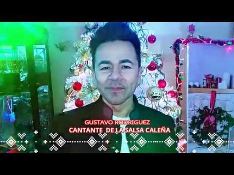 ENTORNO LATINO NY    SALUDO NAVIDEÑO   GUSTAVO RODRIGUEZ