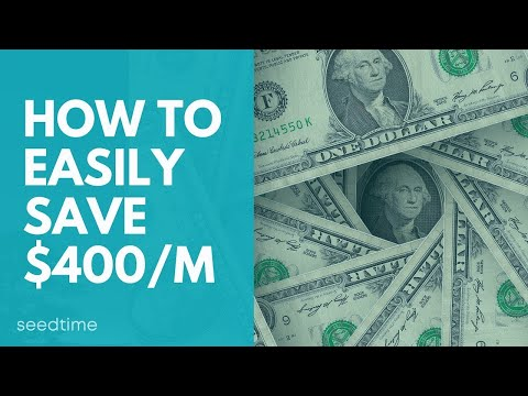 How to save money fast (5 easy ways)