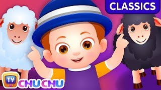 ChuChu TV Classics - Baa Baa Black Sheep Song | Nursery Rhymes and Kids Songs