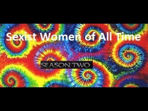 Sexist Women of All Time Season 2 EP. 9 : Sandra Rosko