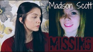 THE DISAPPEARANCE OF MADISON SCOTT   Bree Cranfill