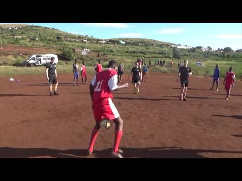 Dorothy Stringer Year 10 South Africa Football Tour 2017 Trailer