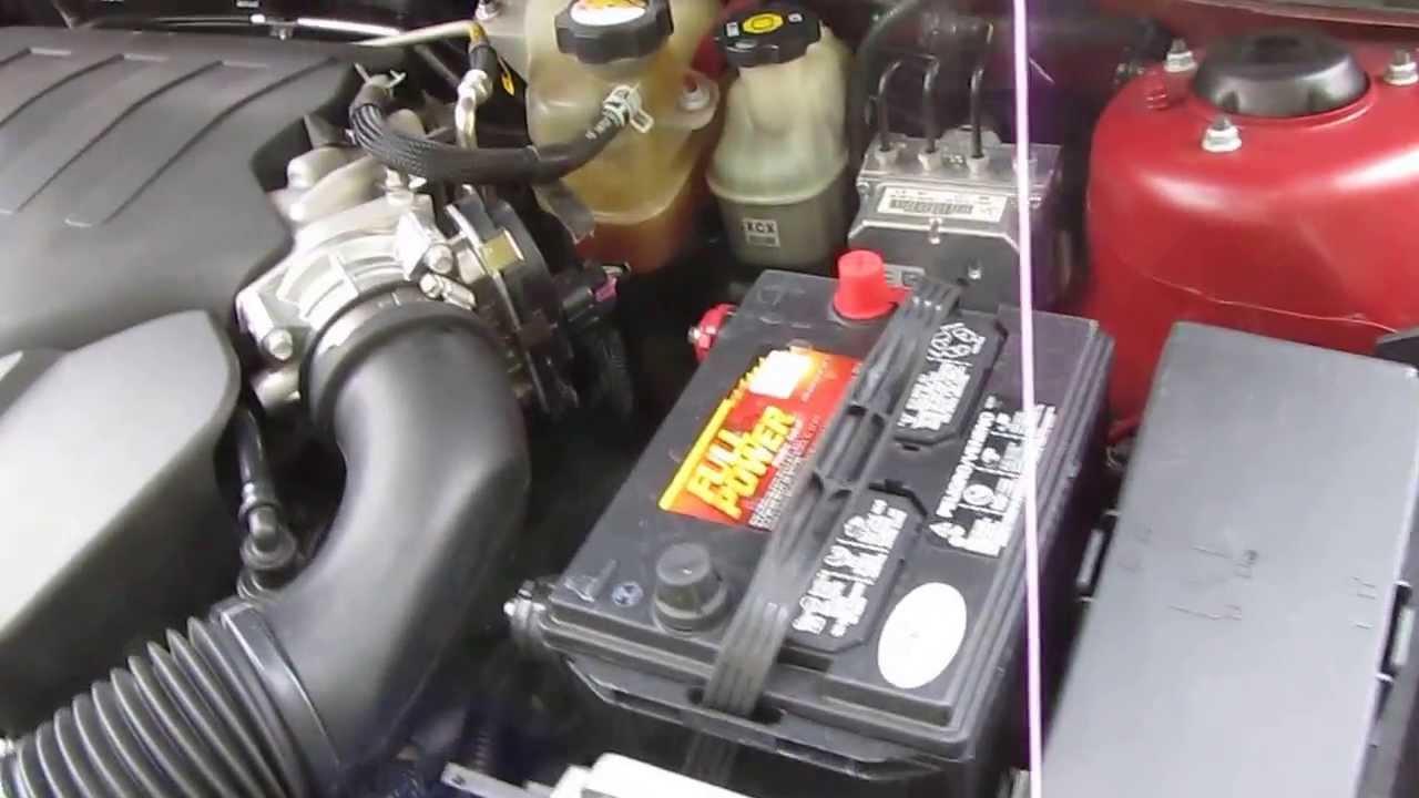 2005 Vibe Fuse Box Pontiac G6 Gtp 2007 Paquete S I Youtube
