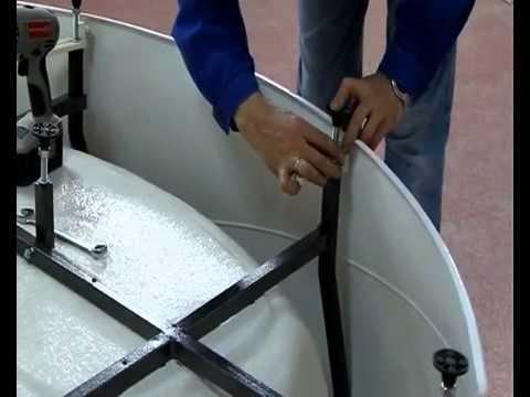 Инструкция по сборке ванны мартиника
