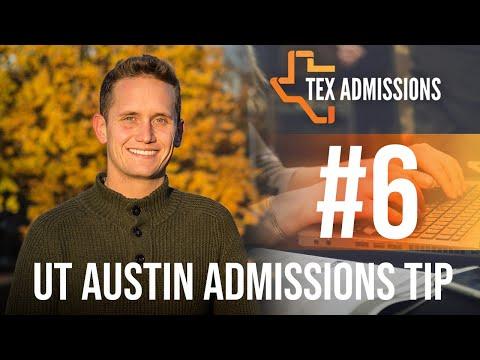 Видео Ut texas transfer essay