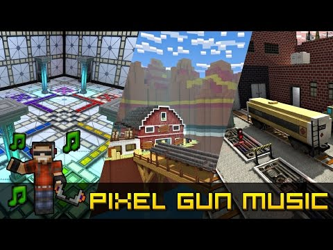 Deadly Complex / Sniper Forts / Train Depot - Pixel Gun 3D Soundtrack