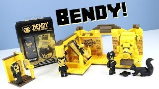 Bendy and the Ink Machine Room C3 Construction Set 2018