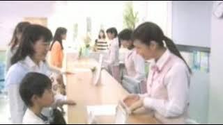 2011/4/1OA 出演:岩田さゆり 「こちらですね。」 「ありがとう。」 1...