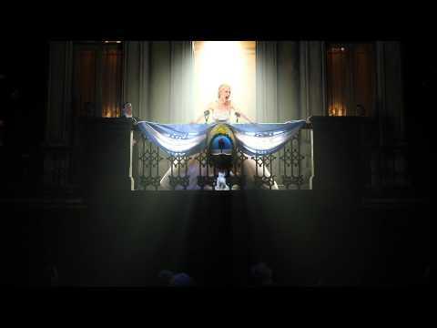 EVITA National Tour Trailer