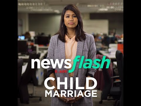 Child Marriages are legal in Malaysia. How? | NewsFlash