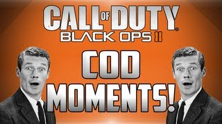 Hell Package, Mario and C4 RC-XD! - COD Moments (Funny Black Ops 2 Moments)