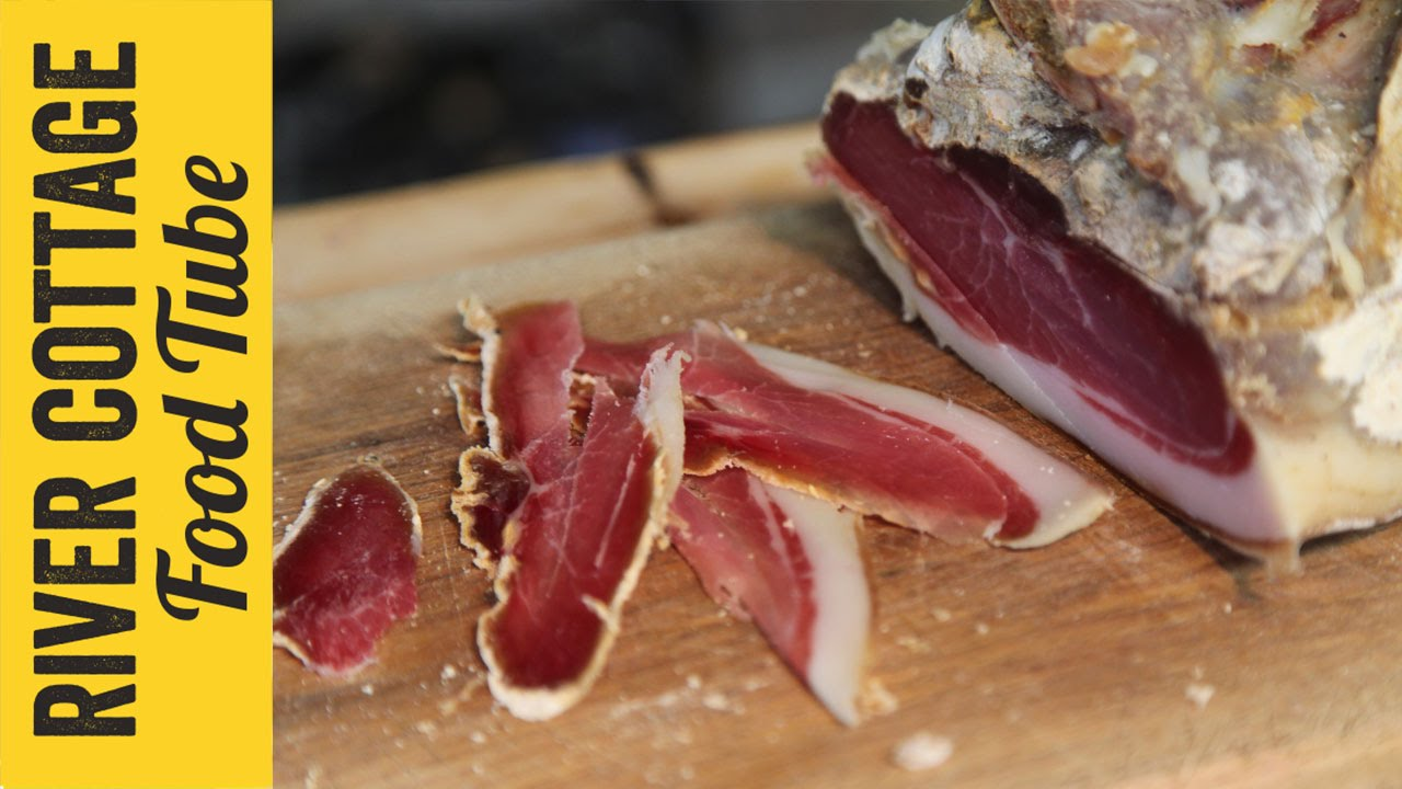 Prosciutto Style Ham | Steve Lamb - YouTube
