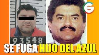 Hijo de 'El Azul' se fuga del penal de Culiacán