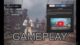 Blackwake Alpha - WHAT AM I DOING! - Fail Gameplay
