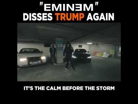 Eminem disses Trump - Part 2