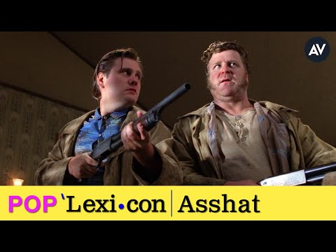 "Where did ""asshat"" come from? 