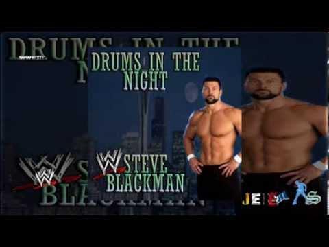 WWE: Drums In The Night (Steve Blackman) - Single