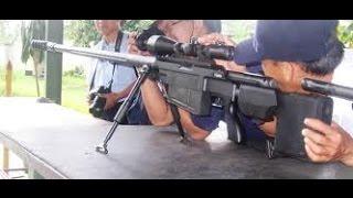 Dunia Gempar... Pindad produksi 150 senapan Super Canggih SPR 2 buat Kopassus