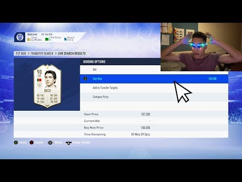 FIFA 19 SNIPING BOT (SNIPES EVERYTHING & ICON)