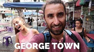 Walking Through Multicultural George Town - Penang