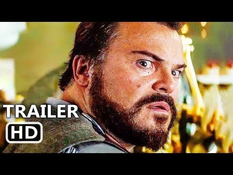 Trailer de O MISTÉRIO DO RELÓGIO NA PAREDE Faz Jack Black Correr Contra o Tempo