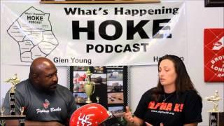 What's Happening Hoke Special Guest Segement  Alpha K9 11 June 2015