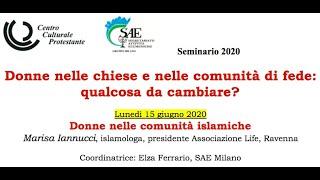 Donne nelle comunità islamiche - con Marisa Iannucci