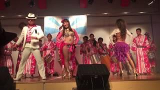 バルバロス 新年会でのアレグリアが魅せます!
