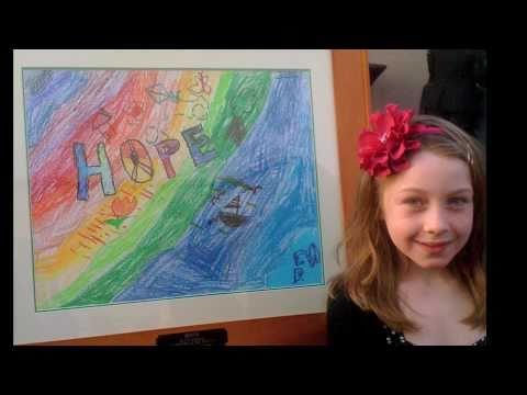 Eva's Story- Leukemia & Lymphoma Society Girl of the Year