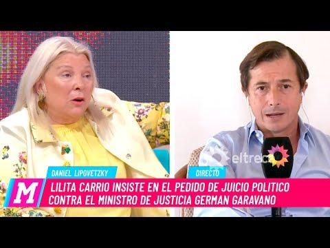 El diario de Mariana - Programa 15/10/18 - Lilita Carrió le marca la cancha a Cambiemos