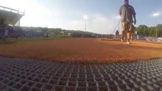 SEC Tournament Baseball Field Preparation and Maintenance