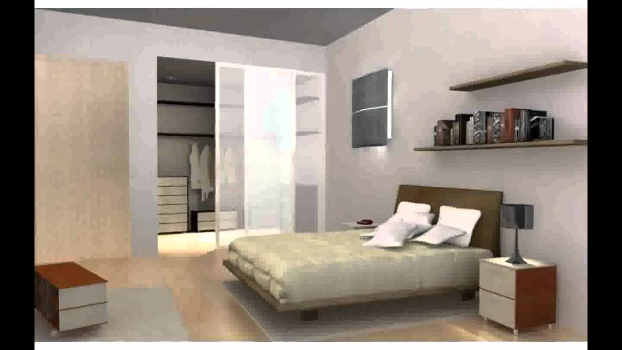 Idee per camera da letto moderna foto diravede youtube - Tv in camera da letto ...