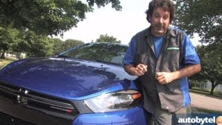 2013 Dodge Dart GT Test Drive & Compact Car Video Review(When the 2013 Dodge Dart debuted, it missed the mark for many consumers due to the peaky power band that stems from the 1.4 liter turbocharged engine., 2013-09-27T22:35:14.000Z)