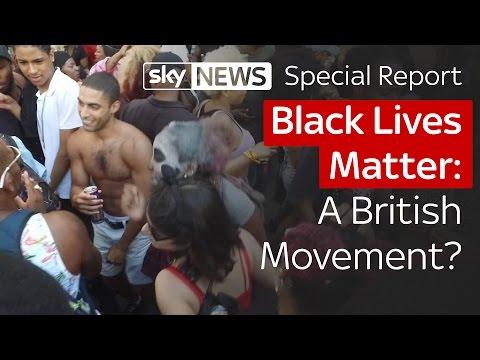 Special Report: Black Lives Matter. A British Movement?