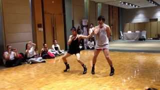 "Yanis Marshall Choreography - ""How Many Licks"" by Lil Kim 