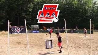 MINOR LEAGUE PLAYOFFS | MLW Wiffle Ball 2018