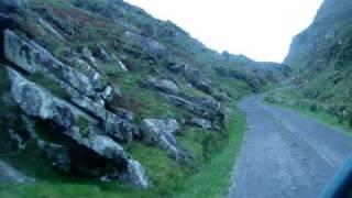 Irlande, Kerry, Ballaghbeama