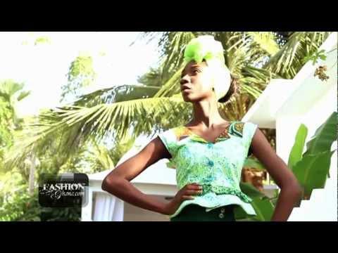 Fashion Weekend Gambia 2012 (Evolution of Gambian Fashion)